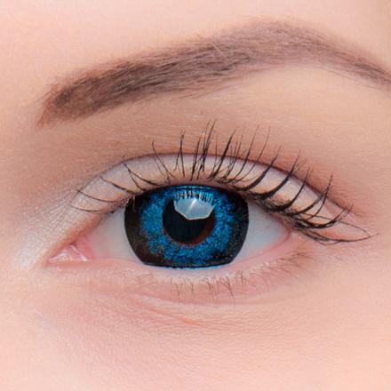 Цветные линзы EOS 204 Blue