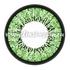 Цветные линзы EOS J203 Green Фото 4